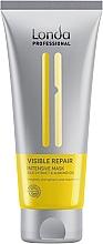 Düfte, Parfümerie und Kosmetik Regenerierende Haarmaske mit Mandelöl und Seidenextrakt - Londa Professional Visible Repair Intensive Mask