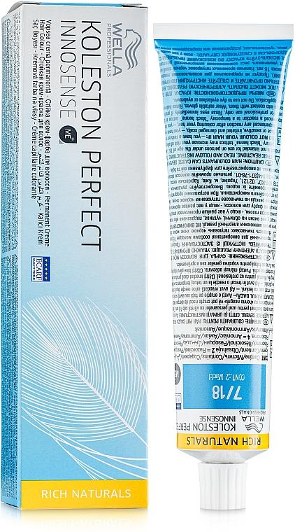 Haarfarbe - Wella Professionals Koleston Perfect Innosense ME+ Rich Naturals