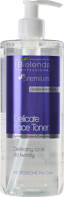 Regenerierendes Gesichtstonikum für stumpfe, normale, gemischte und fettige Haut - Bielenda Professional Microbiome Pro Care
