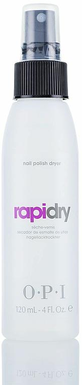Nagellack-Schnelltrocknungsspray - O.P.I RapiDry Spray Avoplex