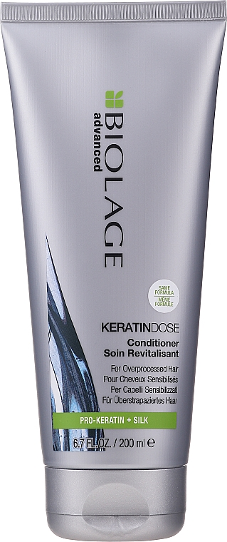 Conditioner für überbehandeltes Haar - Biolage Keratindose Pro Keratin Conditioner — Bild N3