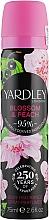 Düfte, Parfümerie und Kosmetik Deospray - Yardley Blossom & Peach Body Fragrance