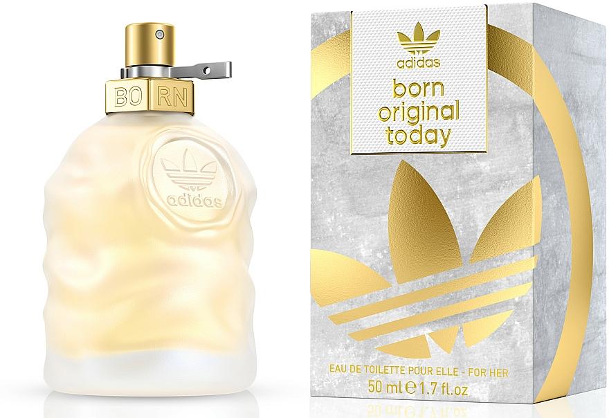 Adidas Born Original Today For Her - Eau de Toilette
