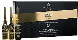 Düfte, Parfümerie und Kosmetik Regenerierende Lotion mit Keratin gegen Haarausfall № 4.4 - Divination Simone De Luxe Dixidox De Luxe Keratin Treatment Lotion