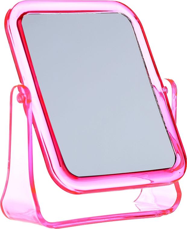 Kosmetikspiegel mit Ständer rosa 5282 - Top Choice