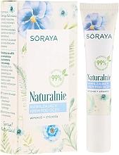 Düfte, Parfümerie und Kosmetik Feuchtigkeitsspendende Augencreme - Soraya Moisturizing Eye Cream
