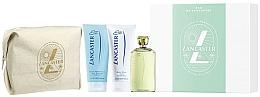 Düfte, Parfümerie und Kosmetik Lancaster Eau de Lancaster - Duftset (Eau de Toilette 125ml + Körperlotion 200ml + Duschgel 200ml + Kosmetiktasche)
