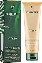 Düfte, Parfümerie und Kosmetik Aufhellende Haarspülung - Rene Furterer Okara Blond Brightening Conditioner