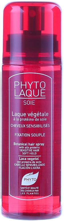 Haarlack mit Seidenfaserproteinen Natürlicher Halt - Phyto Phytolaque Soie