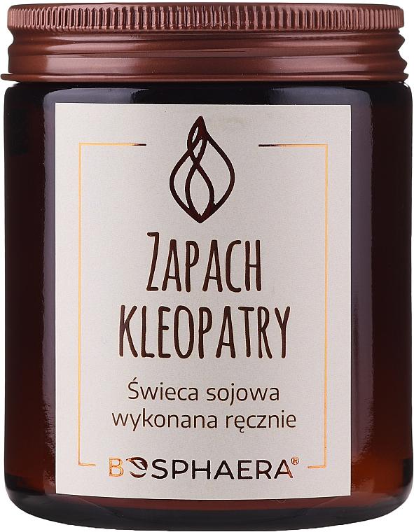Duftende Soja-Kerze Kleopatra - Bosphaera The Scent of Cleopatra Candle