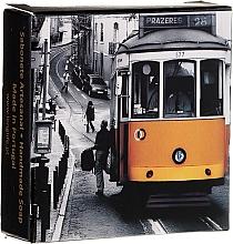 Düfte, Parfümerie und Kosmetik Naturseife Jasmine - Essencias De Portugal Electrico De Lisboa Jasmine Soap Live Portugal Collection