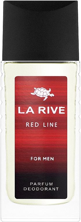 La Rive Red Line - Parfümiertes Körperspray