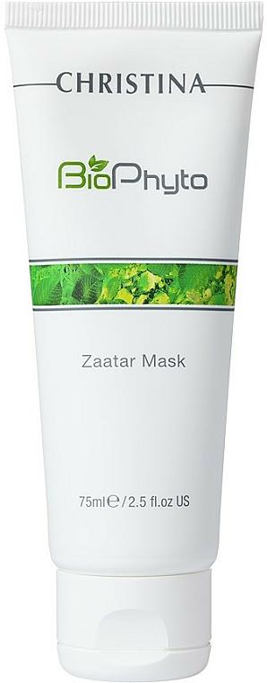 Zaatar Gesichtsmaske für trockene Haut - Christina Bio Phyto Zaatar Mask