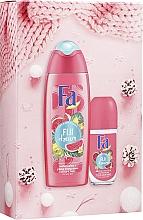 Düfte, Parfümerie und Kosmetik Körperpflegeset - Fa Fiji Dream Set (Duschgel 250ml + Deo Roll-on 50ml)