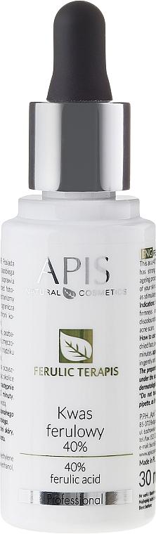 Ferulasäure 40% - APIS Professional Glyco TerApis Ferulic Acid 40%