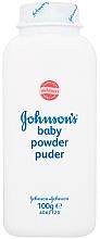 Düfte, Parfümerie und Kosmetik Puder für Babys - Johnson's Baby