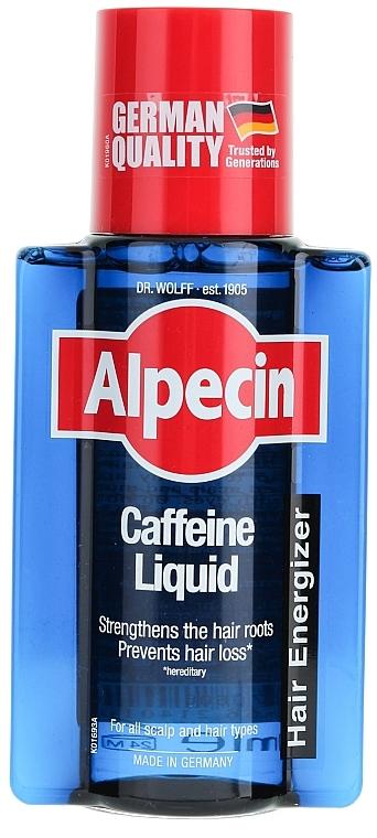 Stärkendes Wasser mit Koffein-Komplex gegen Haarausfall - Alpecin Liquid