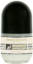 Düfte, Parfümerie und Kosmetik Deo Roll-on - Panier des Sens L'Olivier Natural Deodorant