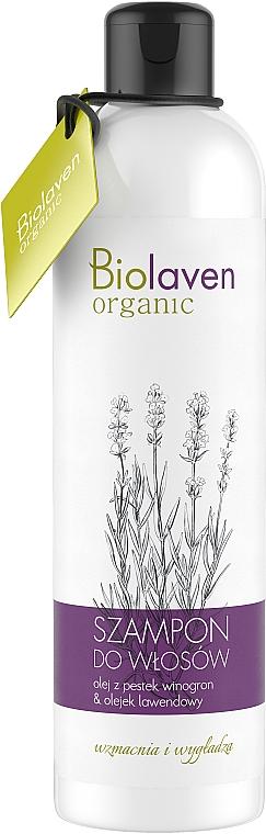 Regenerierendes Shampoo mit Traubenkern- und Lavendelöl - Biolaven Shampoo