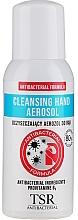 Düfte, Parfümerie und Kosmetik Antibakterielles Handspray - TSR Antibacterial Cleansing Hand Aerosol