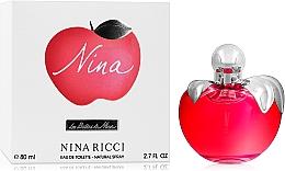 Düfte, Parfümerie und Kosmetik Nina Ricci Nina - Eau de Toilette