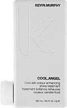Düfte, Parfümerie und Kosmetik Farbverstärkende Conditioner-Kur für kühle Aschtöne - Kevin.Murphy Cool.Angel Hair Treatment
