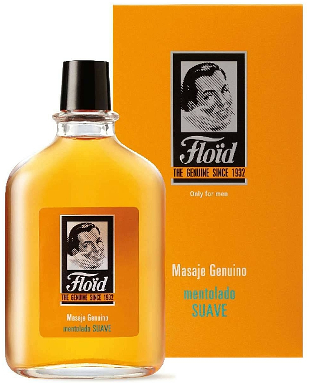 After Shave Lotion - Floid Aftershave Lotion Mentolado Suave
