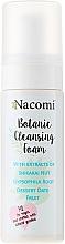 Düfte, Parfümerie und Kosmetik Gesichtsreinigungsschaum - Nacomi Botanic Cleansing Foam