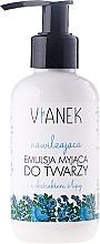 Düfte, Parfümerie und Kosmetik Feuchtigkeitsspendende Gesichtslotion mit Linden-Extrakt - Vianek