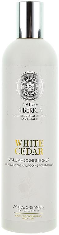 "Haarspülung für alle Haartypen ""Weiße Zeder"" - Natura Siberica Copenhagen"