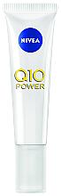 Anti-Falten Augencreme - Nivea Visage Anti Wrinkle Q10 Plus Eye Cream — Bild N2