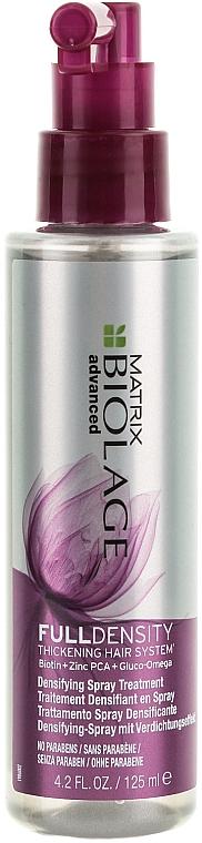 Haarverdichtungsspray für dünnes Haar - Biolage Full Density Spray Treatment