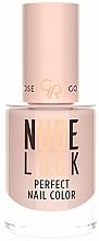 Düfte, Parfümerie und Kosmetik Nagellack - Golden Rose Nude Look Perfect Nail Color