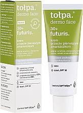 Düfte, Parfümerie und Kosmetik Anti-Falten Tagescreme für das Gesicht 30+ - Tolpa Dermo Face Futuris 30+ Face Cream SPF30