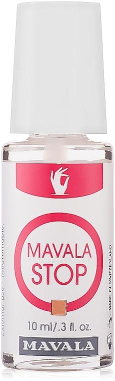 Nagellack gegen Nägelkauen - Mavala Stop