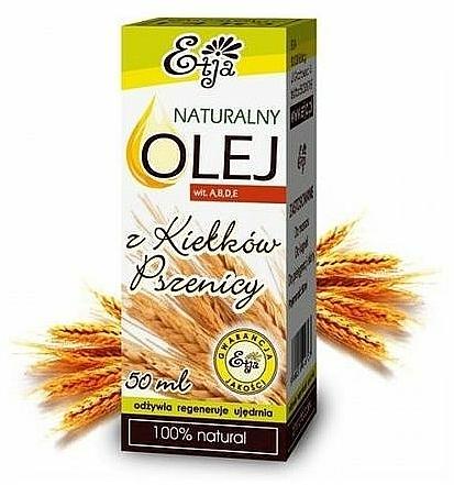 100% Natürliches Weizenöl - Etja Natural Oil