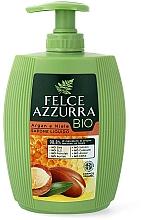Düfte, Parfümerie und Kosmetik Flüssigseife mit Arganöl und Honig - Felce Azzurra BIO Argan & Honey Liquid Soap