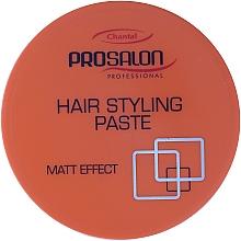 Düfte, Parfümerie und Kosmetik Mattierende Haarstylingpaste - Prosalon Styling Hair Paste