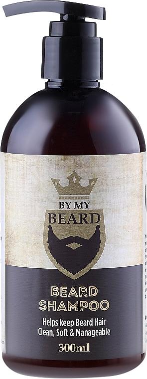Sanftes Bartshampoo - By My Beard Beard Care Shampoo