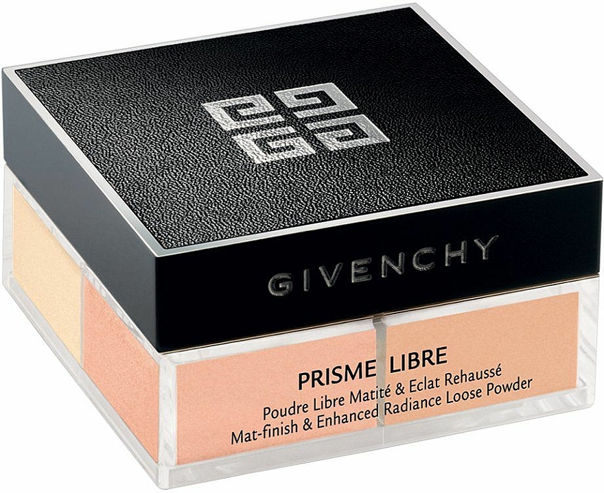 Loser matter Puder mit Glanzeffekt - Givenchy Prisme Libre Mat-finish & Enhanced Radiance Loose Powder