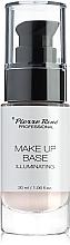 Düfte, Parfümerie und Kosmetik Make-up Base für strahlende Haut - Pierre Rene Make Up Base Illuminating