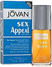 Düfte, Parfümerie und Kosmetik Jovan Sex Appeal - Eau de Cologne