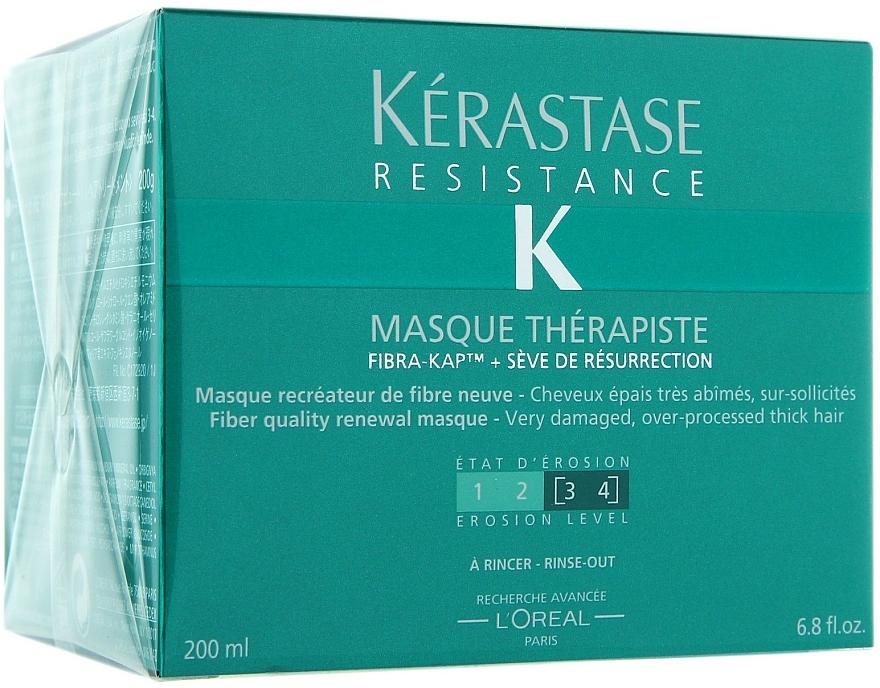 Regenerierende Haarmaske für sehr strapaziertes Haar - Kerastase Resistance Therapist Renewal Mask