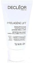 Düfte, Parfümerie und Kosmetik Feuchtigkeitsspendende Gesichtscreme - Decleor Prolagene Lift Lift & Firm Day Cream Lavender and Iris (Salon Product)