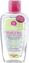 Düfte, Parfümerie und Kosmetik Augen-Make-up Entferner mit Olivenextrakt - Dermacol Sensitive Eye Make-Up Remover