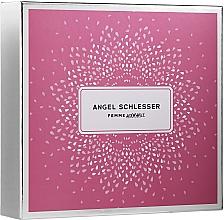 Düfte, Parfümerie und Kosmetik Angel Schlesser Femme Adorable - Duftset (Eau de Toilette 100ml + Eau de Toilette 15ml + Körperlotion 100ml)