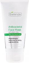 Düfte, Parfümerie und Kosmetik Antibakterielle Gesichtsmaske mit grüner Tonerde - Bielenda Professional Face Program Antibacterial Face Mask with Green Clay