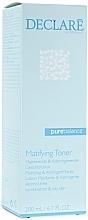 Düfte, Parfümerie und Kosmetik Mattierende und adstringierende Gesichtslotion - Declare Pure Balance Matifying & Astringent Toner