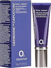 Düfte, Parfümerie und Kosmetik Gel-Creme für die Augenpartie - Germaine de Capuccini Excel Therapy O2 Anti Pollution Defence Eye Contour