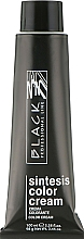 Düfte, Parfümerie und Kosmetik Haarfarbe - Black Professional Line Sintesis Color Creme